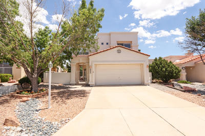 Rio Rancho Single Family Home For Sale: 568 Superstition Drive SE
