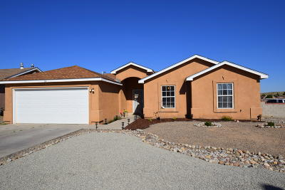 Valencia County Single Family Home For Sale: 1 Corinthians Place