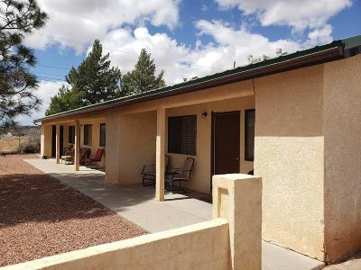 Cibola County Multi Family Home For Sale: 1000 Sage Street
