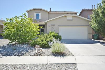 Rio Rancho Single Family Home For Sale: 1922 Platina Road SE