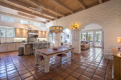 Los Lunas Single Family Home For Sale: 1627 Los Lentes Road