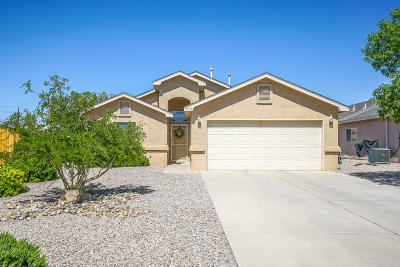 Rio Rancho Single Family Home For Sale: 913 Benjamin Drive SE