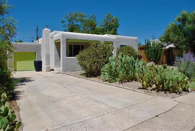 Albuquerque Single Family Home For Sale: 2739 San Rafael Avenue SE