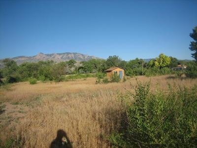 Corrales Residential Lots & Land For Sale: 7665 Corrales Road