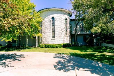 Albuquerque Single Family Home For Sale: 4317 Altura Avenue NE