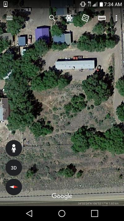 Socorro County Residential Lots & Land For Sale: Stapleton Addition