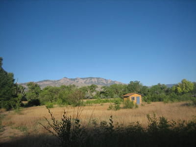 Corrales Residential Lots & Land For Sale: 7646 Corrales Road