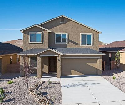Rio Rancho Single Family Home For Sale: 3629 Rancher Loop NE