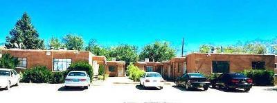 Albuquerque Multi Family Home For Sale: 240 San Pablo Street NE