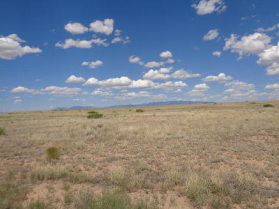 Valencia County Residential Lots & Land For Sale: Bosque Sandhill Ranch