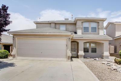 Single Family Home For Sale: 6805 Ladrillo Place NE