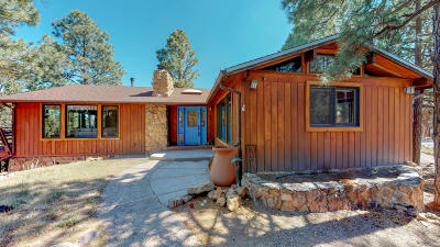 Sandia Park Single Family Home For Sale: 19 Crest Road