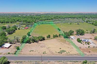 Valencia County Residential Lots & Land For Sale: Highway 47