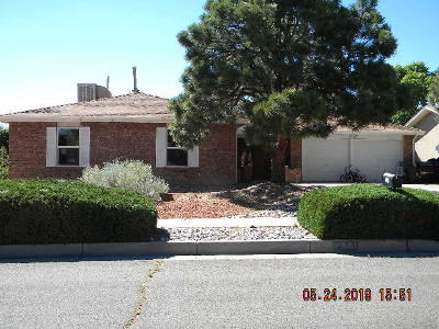 Single Family Home For Sale: 7301 Valley Forge Road NE