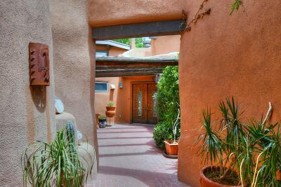 Albuquerque Single Family Home For Sale: 931 Camino Ranchitos NW