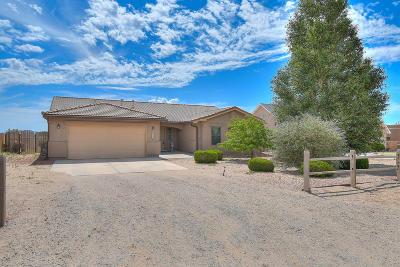 Rio Rancho Single Family Home For Sale: 816 4th Avenue NE