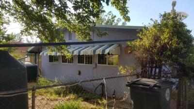 Sierra County Single Family Home For Sale: 1110 Riverside