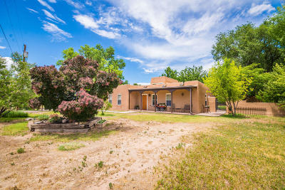 Los Lunas Single Family Home For Sale: 40 Palomas Road