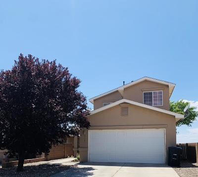 Albuquerque Single Family Home For Sale: 9023 Eagle Vista Drive NE