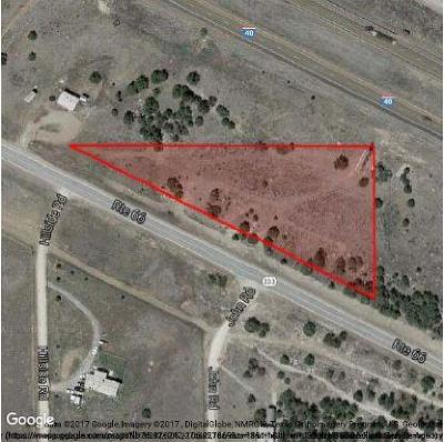 Torrance County Residential Lots & Land For Sale: Old Highway 66/Nm 333