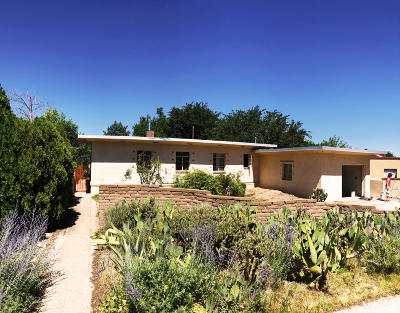 Albuquerque Single Family Home For Sale: 819 Calle Del Corte NE