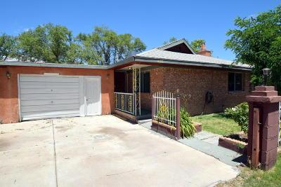 Albuquerque Single Family Home For Sale: 2127 Giraudo Place SW