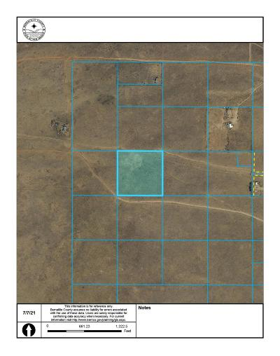 Albuquerque Residential Lots & Land For Sale: Off Powers Way (M#11) SW
