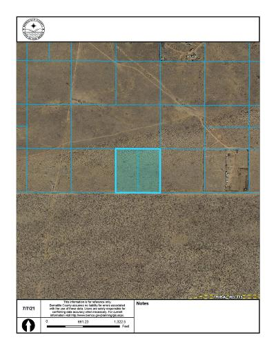 Albuquerque Residential Lots & Land For Sale: Off Powers Way (M#9) SW