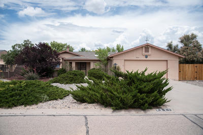 Rio Rancho Single Family Home For Sale: 6521 Quail Run Road NE
