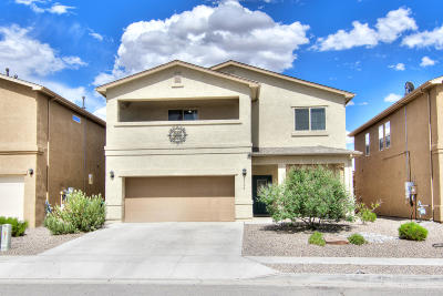 Rio Rancho Single Family Home For Sale: 4004 Desert Willow Drive NE
