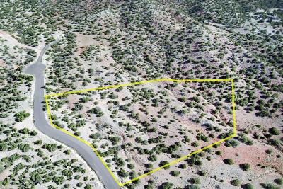 Placitas Residential Lots & Land For Sale: Lot 12 Via De Aquila
