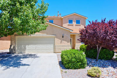 Rio Rancho Single Family Home For Sale: 2023 Via Esterlina Avenue SE