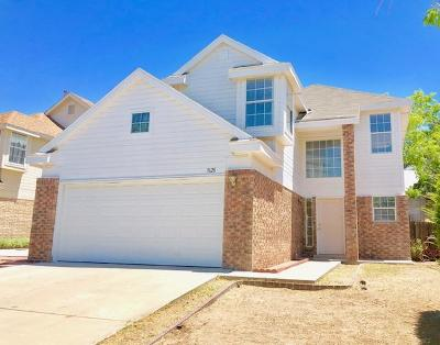 Single Family Home For Sale: 7628 Copperfield Drive NE