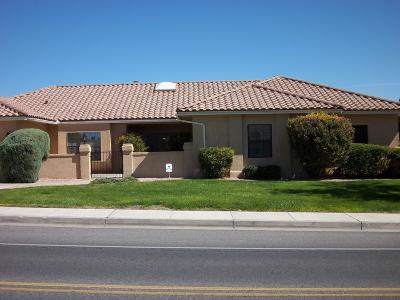 Rio Rancho Single Family Home For Sale: 580 Nicklaus Drive SE