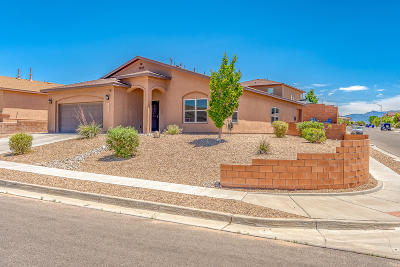 Albuquerque NM Single Family Home For Sale: $260,000
