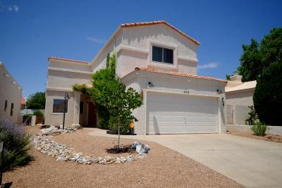 Rio Rancho Single Family Home For Sale: 555 Superstition Drive SE