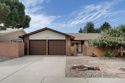 Single Family Home For Sale: 9804 Admiral Dewey Avenue NE