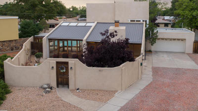 Albuquerque Single Family Home For Sale: 1801 Coe Court