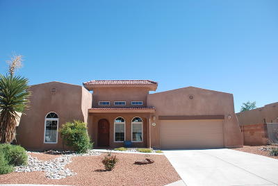 Los Lunas Single Family Home For Sale: 231 Calle Consuelo NE