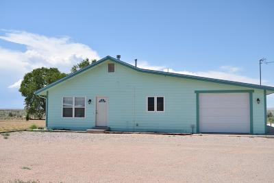 Valencia County Single Family Home For Sale: 9 Prairie Wind Lane