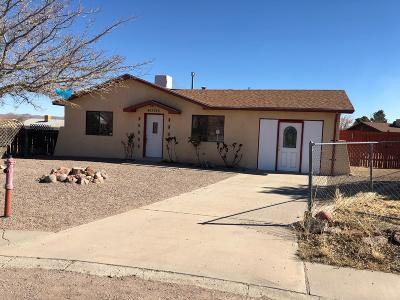 Socorro County Single Family Home For Sale: 1106 Kathryn Court