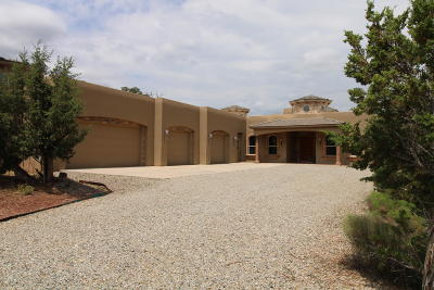 Sandia Park Single Family Home For Sale: 38 Storyteller Court