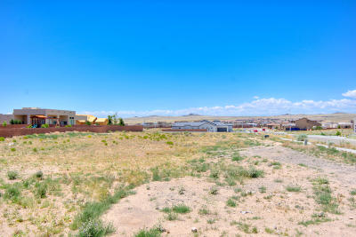 Bernalillo County Residential Lots & Land For Sale: 6416 Canavio Place NW