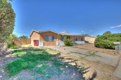 Valencia County Single Family Home For Sale: 1106 Ross Avenue