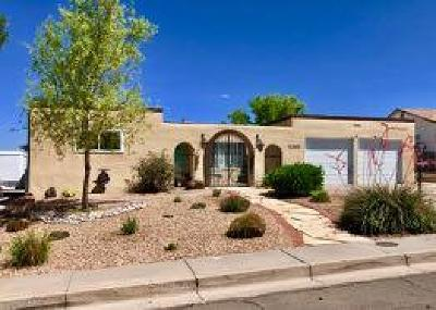 Bernalillo County Single Family Home For Sale: 11405 Key West Drive NE
