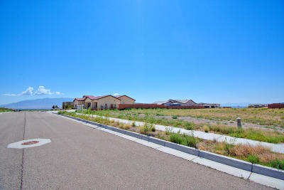 Bernalillo County Residential Lots & Land For Sale: 6420 Canavio Place NW