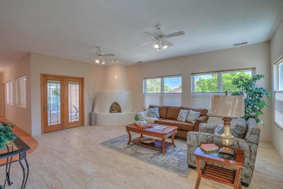 Rio Rancho Single Family Home For Sale: 2304 Flagstone Road NE