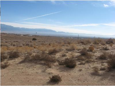 Rio Rancho Residential Lots & Land For Sale: 1309 Chino Place SE