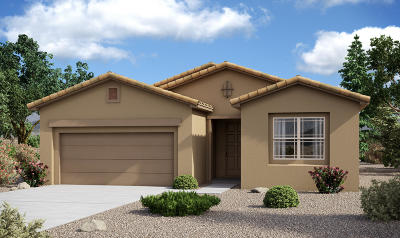 Bernalillo County Single Family Home For Sale: 6315 Basil Place NW
