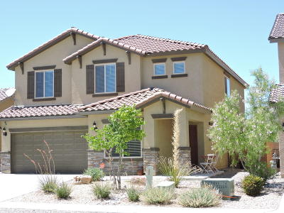 Bernalillo County Single Family Home For Sale: 6015 Geode Road NW